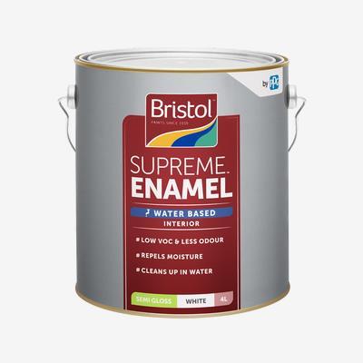 Bristol Supreme Water Based Enamel